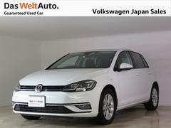 VW ゴルフ【特選車】7.5型コンフォート禁煙デモカー純正ナビTV