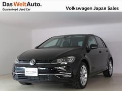 VW ゴルフ7.5型コンフォート テックエディション 禁煙デモカー