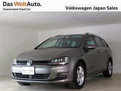 VW ゴルフヴァリアントアニバーサリーエディション