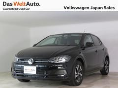 VW ポロコンフォートライン 禁煙デモカー純正ナビTVバックカメラ