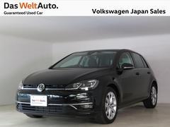 VW ゴルフコンフォート テックエディション禁煙デモカー純正ナビTV