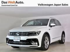 VW ティグアンTSI Rライン 禁煙ワンオーナー純正ナビTVバックカメラ