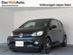 VW アップ!ドラレコ付 GTI 禁煙ワンオーナー車 6速MT