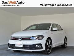VW ポロGTI禁煙デモカー 純正ナビ デジタルメーター