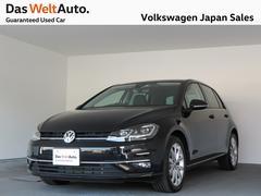 VW ゴルフコンフォート テックエディション 禁煙デモカー純正ナビTV