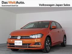 VW ポロTSIコンフォートライン ディスカバープロ Bカメラ 禁煙車