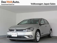 VW ゴルフコンフォート テックエディション 禁煙デモカー純正ナビ