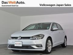 VW ゴルフハイライン 禁煙デモカー 純正ナビTVバックカメラ ETC