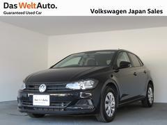VW ポロトレンドライン 禁煙デモカー 純正ステレオ 緊急ブレーキ