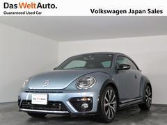 VW ザ・ビートル2.0Rライン禁煙デモカー純正ナビTV ETC