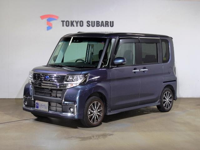スバル カスタムR スペシャル スマートアシスト3 社用車 パノラミ