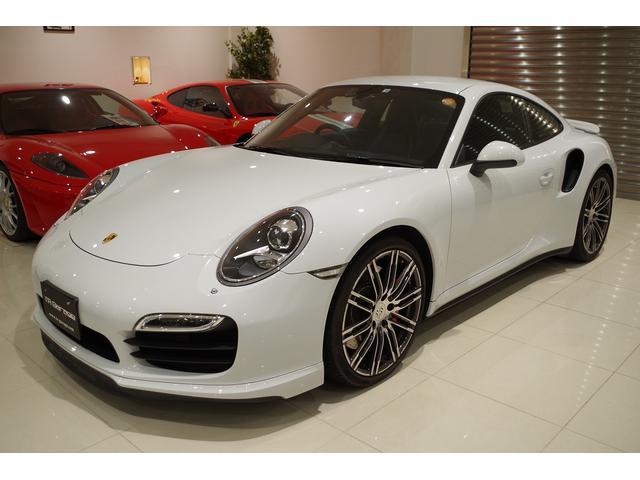 ポルシェ 911 911ターボ 正規ディーラー車 ポルシェ・エントリー&ドライブシステム  スポーツクロノパッケージ