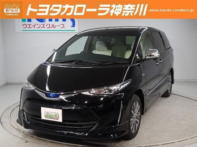 トヨタ アエラス スマート 4WD 元社用車 ナビ 後天TV Pスラ
