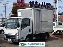 エルフトラック2t10尺アルミバン 3.0Dターボ  スムーサーEx
