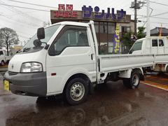 バネットトラックロングスーパーローDX 1t積フル装備 5F 1.8ガソリン
