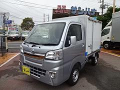 ハイゼットトラック冷蔵冷凍車 −25℃設定 エクストラ AT 2コンプレッサー