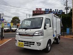ハイゼットトラック冷蔵冷凍車 エクストラ −25℃設定 2コンプレッサー AT