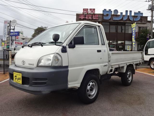 トヨタ 4WD シングルジャストローDX 1.8G 5F