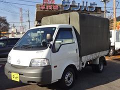 ボンゴトラック4WD 1t積載 1.8G AT 幌付き4ナンバー