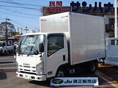 エルフトラック2t積載10尺アルミバン 3.0Dターボ 5F バックモニタ