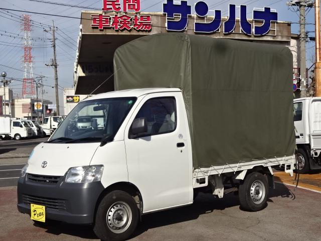 トヨタ DX 1.5G 取り外し可能幌付 AT