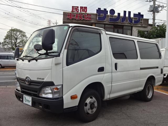 トヨタ 2t積載 5ドア 4.0Dターボ 5F