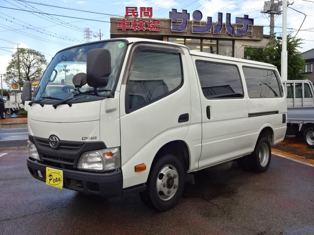 トヨタ 2t積載5ドア 4.0Dターボ 5F TKG-