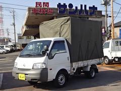 バネットトラックスーパーローDX 4WD 1t積載 AT 1.8G
