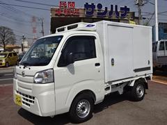 ハイゼットトラック冷凍車 −25℃ 4WD 省力パック 衝突軽減ブレーキ強化足