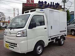 ハイゼットトラック冷蔵冷凍車 −25℃ 省力パック ABS 4枚リーフ 5F