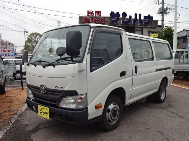 トヨタ 2t積載 4.0ディーゼルターボ 5F