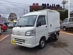 ハイゼットトラック冷蔵冷凍車 −7℃設定 AT ワンオーナー 両サイドドア