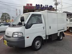バネットトラック冷蔵冷凍車 −7℃設定デンソー製冷凍機 1.8G 5F