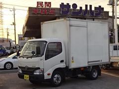 ダイナトラック2t10尺パネルバン フルジャストロー 4.0Dターボ AT