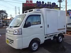 ハイゼットトラック冷凍車  −25℃設定省力パック 2コンプ4枚リーフ AT