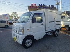 キャリイトラック冷凍車 4WD −20℃設定 5F