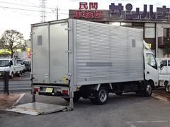 ダイナトラックアルミバンゲート付 ワイドロングフルジャストロー 4.0DT