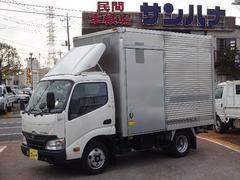 トヨエースアルミバン 2t積載10尺 4.0Dターボ AT