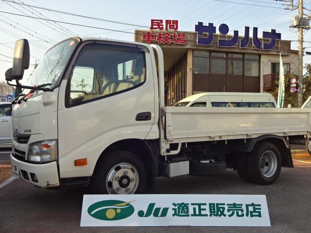 トヨタ 2t積載10尺フルジャストロー 4.0Dターボ AT
