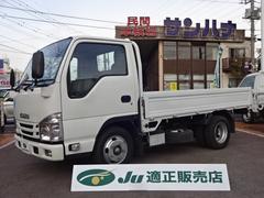 エルフトラック2t積載10尺フルフラットロー 3.0Dターボ