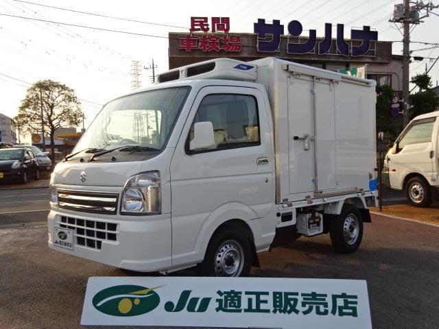 スズキ 冷凍車 -25℃設定 KCスペシャル 5AGS 2コンプ