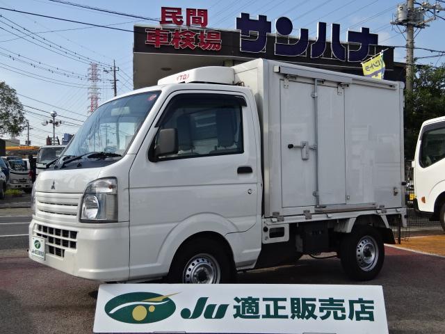三菱 冷凍車 -5℃設定 菱重製冷凍機 AT