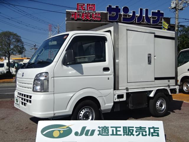 スズキ 冷凍車 -5℃設定 5F