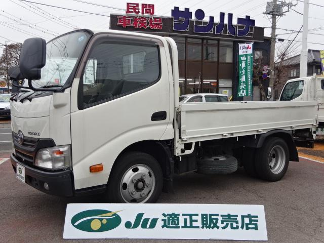 トヨタ 3t積載10尺フルジャストロー 4.0Dターボ 5F
