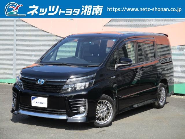 トヨタ ハイブリッドZS 7人乗りT-Connect対応9型ナビ