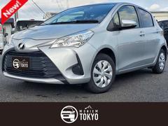 ヴィッツF 安全装備 Toyota Safety Sense 衝突被害軽減ブレーキ/純正ナビ/Bluetooth/バックカメラ/ETC/スペアキー