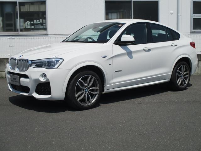BMW xDrive 28i Mスポーツ ACC 革 認定中古車