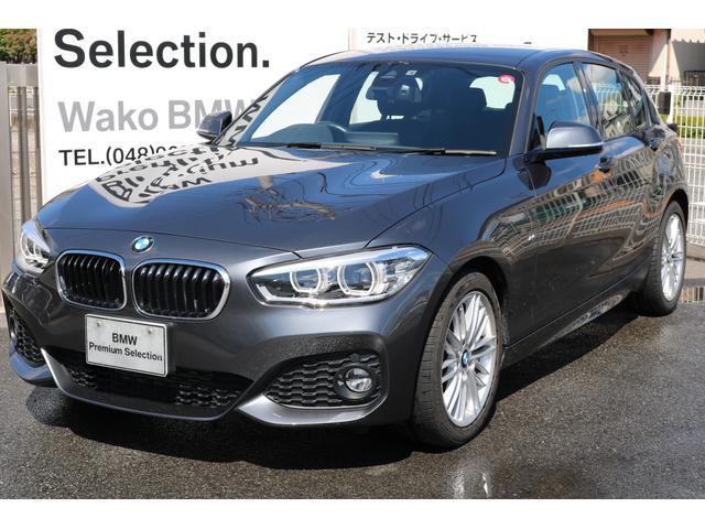 BMW 118d Mスポーツ ナビ ETC LED・F 認定中古車