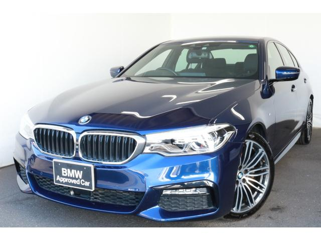 BMW 5シリーズ 523d Mスポーツ ヘッドアップD ジェスチャ ACC