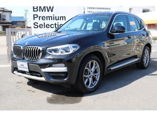 X3(BMW) xDrive20iXライン茶革 HUD 地デジ 19'ACC 中古車画像